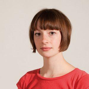 Katharina Mayrhofer - Portraitfoto